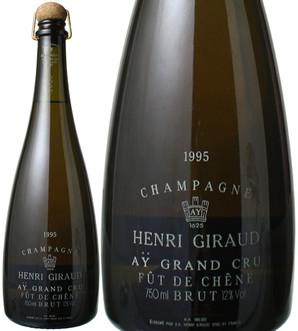 アンリ・ジロー フュ・ド・シェーヌ [1995] <白> <ワイン/シャンパン>