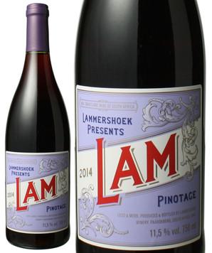 ラム ピノ・タージュ [2014] ラムズフック (クレイグ・ホーキンス/ヤルゲン・ガウズ) <赤> <ワイン/南アフリカ>