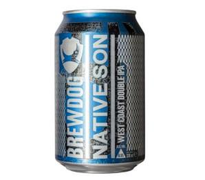 ブリュードッグ ネイティブ サン ウエストコースト ダブルIPA 缶 8.5% 330ml <ビール/スコットランド>
