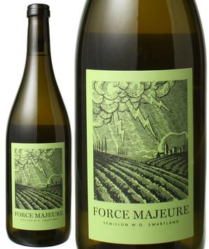 フォース・マジュール セミヨン [2017] マザー・ロック・ワインズ  (ヨハン・メイヤー) <白> <ワイン/南アフリカ>