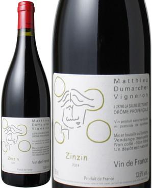 VDF ザンザン [2015] マチュ・デュ・マルシェ <赤> <ワイン/ローヌ>