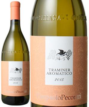 アルティス・トラミネール [2015] ピエールパオロ・ペコラーリ <白> <ワイン/イタリア>