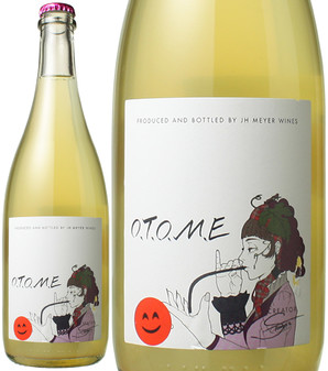 オ・ト・メ ペット・ナット (シュナン・ブラン) [2017] マザー・ロック・ワインズ (ヨハン・メイヤー) <白> <ワイン/南アフリカ/スパークリング>