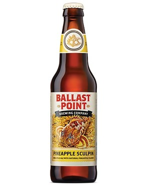 バラストポイント パイナップル スカルピン IPA 7.0% 355ml <ビール/アメリカ>