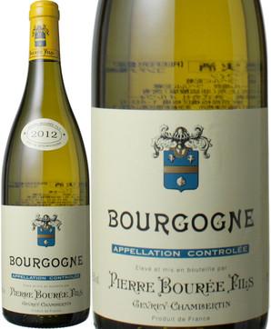 ブルゴーニュ・ブラン [2012] ピエール・ブレ <白> <ワイン/ブルゴーニュ>
