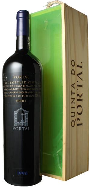 キンタ・ド・ポルタル レイト・ボトルド ヴィンテージ・ポート マグナム1.5L [1996] ポートワイン <赤> <ワイン/ポルトガル>