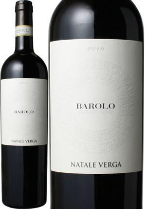 バローロ [2013] ナターレ・ヴェルガ <赤> <ワイン/イタリア>