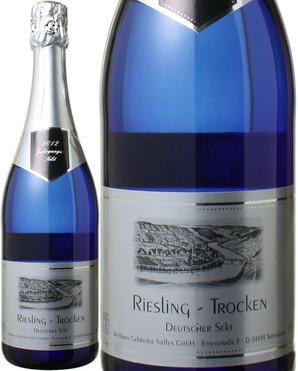 ゼクト リースリング・トロッケン モーゼル・トリッテンハイム 瓶内二次発酵 [2016] ロマヌス・ケラーライ <白> <ワイン/スパークリング>※ヴィンテージが異なる場合がございますのでご了承ください