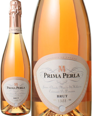 クレマン・ド・リムー プリマ・ペルラ ロゼ・ブリュット NV ドメーヌ・マルティノル <ロゼ> <ワイン/ラングドック・ルーション/スパークリング>