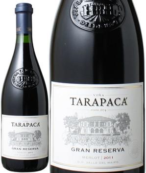 タラパカ グラン・レゼルバ メルロー [2016] <赤> <ワイン/チリ> ※ヴィンテージ異なる場合がございます。