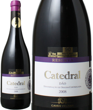 カテドラル・ティント レゼルバ [2014] カヴィポル <赤> <ワイン/ポルトガル>