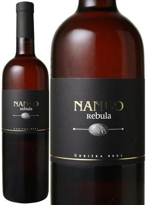 レブーラ・ブラックラベル プリモルスカ [2012] ナンド <白> <ワイン/スロヴェニア>