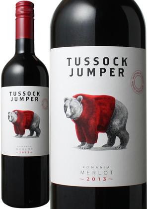 タサック・ジャンパー メルロー [2013] <赤> <ワイン/ルーマニア>