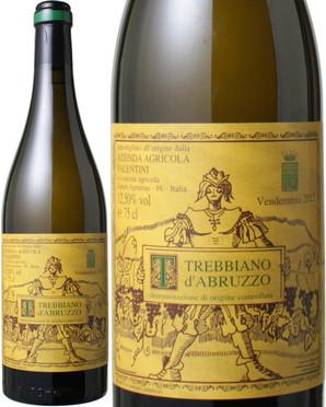 トレッビアーノ・ダブルッツォ [2012] ヴァレンティーニ <白> <ワイン/イタリア>