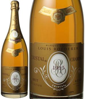 ルイ・ロデレール クリスタル マグナム1.5L [1995] <白> <ワイン/シャンパン>
