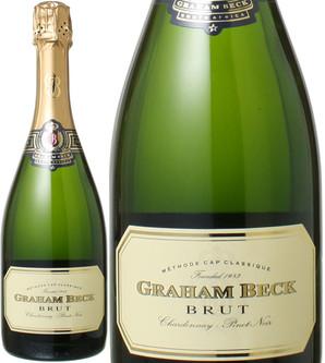 グラハム・ベック ブリュット NV <白> <ワイン/南アフリカ/スパークリング>