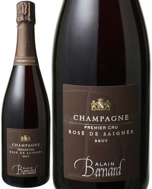 アラン・ベルナール  ブリュット プルミエ・クリュ ロゼ・ド・セニエ NV <ロゼ> <ワイン/シャンパン>