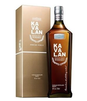 カバラン ディスティラリーセレクト 40% 700ml <ウイスキー/台湾>