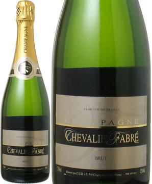 シュヴァリエ・ファヴレ ブリュット NV 750ml <ワイン/シャンパン>