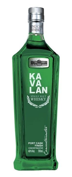 カバラン コンサートマスター シングルモルトウイスキー 40% 700ml <ウイスキー/台湾>
