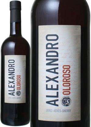 シェリー アレクサンドロ・オロロソ アエコビ <ワイン/シェリー>