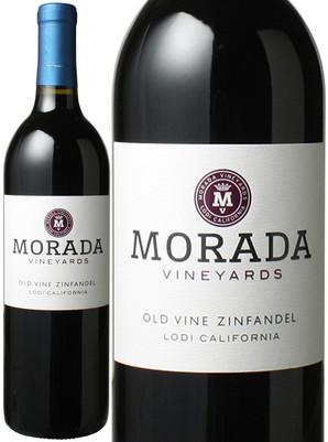 モラダ ジンファンデル [2015] <赤> <ワイン/アメリカ>※ヴィンテージと画像が異なる場合がございます。