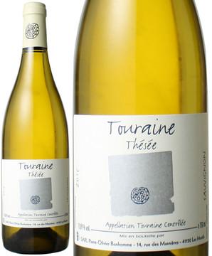トゥーレーヌ ブラン・テゼ [2017] ピエール=オリヴィエ・ボノーム <白> <ワイン/ロワール>