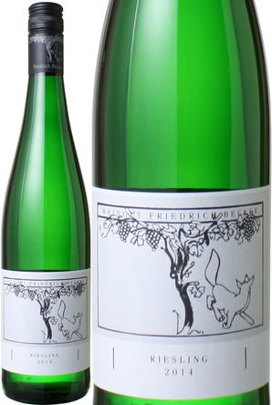ベッカー リースリング グーツワイン [2016] フリードリッヒ・ベッカー <白> <ワイン/ドイツ>