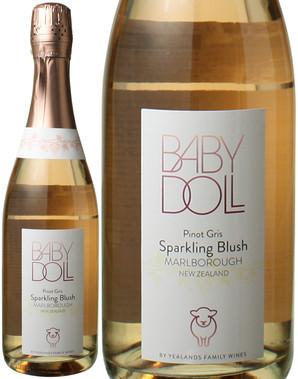 ベビー・ドール スパークリング・ブラッシュ ピノ・グリ NV <白> <ワイン/スパークリング>