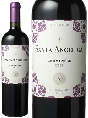 サンタ・アンジェリカ カルメネール [2018] ラヴァナル <赤> <ワイン/チリ>