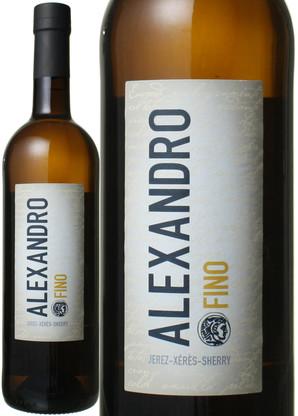 シェリー アレクサンドロ・フィノ アエコビ <ワイン/シェリー>