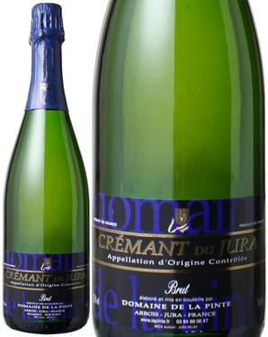 クレマン・ド・ジュラ・ブリュット NV ドメーヌ・ド・ラ・パント <白> <ワイン/スパークリング>
