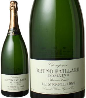 ブルーノ・パイヤール ル・メニル・ブラン・ド・ブラン マグナムサイズ1.5L [1989] <白> <ワイン/シャンパン>