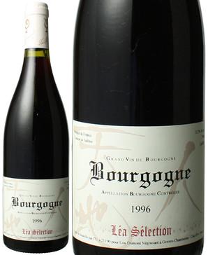 ブルゴーニュ・ルージュ [1996] ルー・デュモン レア・セレクション <赤> <ワイン/ブルゴーニュ>