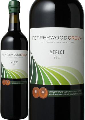 メルロー カリフォルニア [2015] ペッパーウッド・グローヴ <赤> <ワイン/アメリカ>