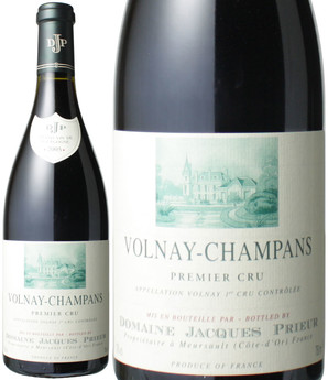 ヴォルネイ プルミエ・クリュ シャンパン [2005] ジャック・プリウール  <赤> <ワイン/ブルゴーニュ>