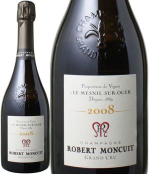 ロベール・モンキュイ グラン・キュヴェ [2008] <白> <ワイン/シャンパン>