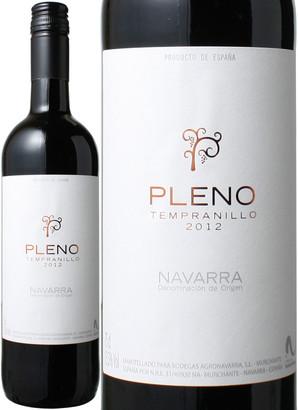 プレノ テンプラニーリョ [2017] <赤> <ワイン/スペイン>