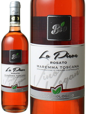 マレンマ・トスカーナ ビオ・ラ・ピエーヴェ・ロザート [2016] ビオ・ラ・ピエーヴェ <ロゼ> <ワイン/イタリア>