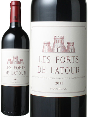 レ・フォール・ド・ラトゥール [2011] <赤> <ワイン/ボルドー>