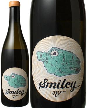 スマイリー シュナン・ブラン  V3 NV シルワーヴィス(ライアン・モスタール) <白> <ワイン/南アフリカ>