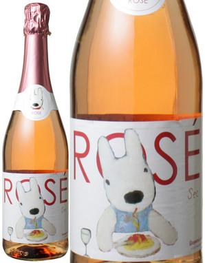 リサとガスパールのワイン! ガスパール・エ・リサ ヴァン・ムスー ロゼ・セック NV <ロゼ> <ワイン/スパークリング>