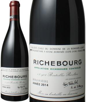 リシュブール [2014] DRC <赤> <ワイン/ブルゴーニュ>