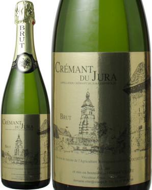 クレマン・ド・ジュラ ブリュット NV ドメーヌ・ヴィエ <白> <ワイン/ジュラ/スパークリング>