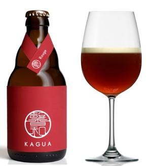 馨和(かぐあ)  KAGUA Rouge (赤) 9.0% 330ml