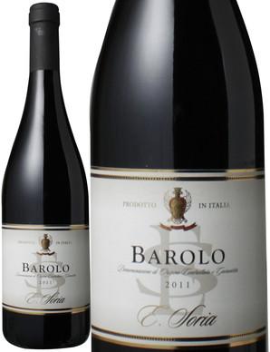 バローロ [2011] ソリア <赤> <ワイン/イタリア>