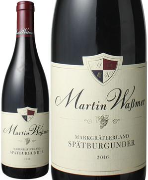 【値下げ!】マルクグレーフラーラント・シュペートブルグンダー [2016] マルティン・ヴァスマー <赤> <ワイン/ドイツ>