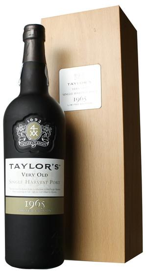 テイラー・ヴィンテージポート 1965 [1965] <赤> <ワイン/ポルトガル>