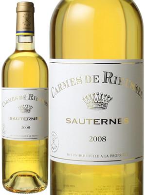 レ・カルム・ド・リューセック [2008] <白> <ワイン/ボルドー>
