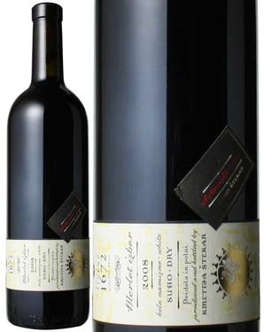 メルロー・イズボール [2008] クメティエ・シュテッカー <赤> <ワイン/スロヴェニア>